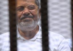 """تأجيل محاكمة محمد مرسي وقيادات الإخوان في """"التخابر"""" إلى 31 مارس"""