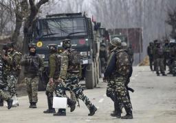 مقتل 5 مسلحين في اشتباكات متفرقة مع القوات الهندية في كشمير