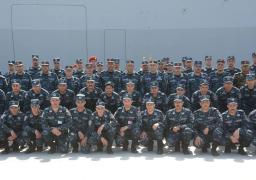 وحدات بحرية مصرية تغادر إلى فرنسا لتنفيذ التدريب المشترك (كليوباترا – جابيان 2019)