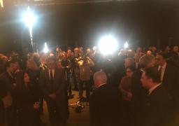 بالصور.. افتتاح معرض الملك توت عنخ آمون في العاصمة الفرنسية