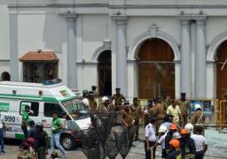 اعتقال 24 مشتبها بهم في تفجيرات سريلانكا وارتفاع عدد الضحايا إلى أكثر من 700 قتيل ومصاب