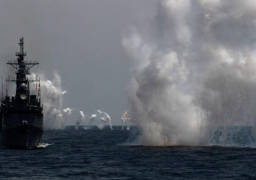 """أمريكا تشارك في تدريبات بحرية قرب جزيرة """"غوام"""""""