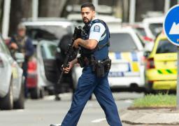 """الشرطة النيوزيلندية توجه تهمة القيام بالعمل الإرهابي لمنفذ هجوم """"كرايستشيرش"""""""