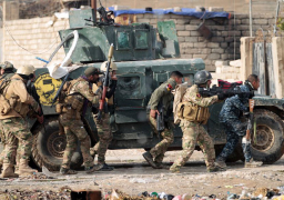 القوات العراقية تعتقل إرهابيا شارك بالهجوم على مراكز الشرطة بالأنبار