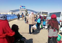 موسكو: عودة أكثر من ألف لاجئ سوري من الأردن ولبنان