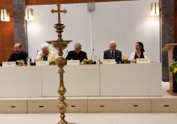 مجلس الكنائس العالمي في جنيف يعقد مؤتمرا حول تعزيز السلام