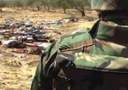"""مقتل 140 إرهابيا أثناء محاولتهم الاستيلاء على بلدة """"كفرنبودة"""" بسوريا"""
