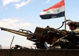 """الجيش السوري يستهدف """"فتح الشام"""" في ريف حماة الشمالي"""