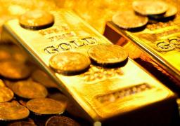 الذهب ينخفض عالميا بعد استبعاد خفض كبير لأسعار الفائدة الامريكية