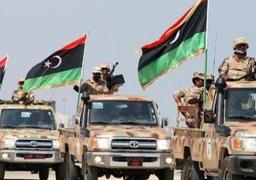 الجيش الليبي يشن هجوماً كبيراً على ميليشيات مسلحة قرب طرابلس