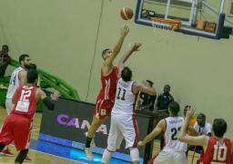 تونس تتأهل لربع نهائى أفريقيا لكرة السلة بعد تجاوز مصر