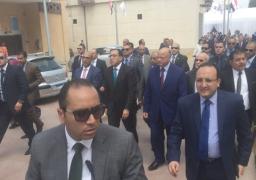 مدبولى مشيدا بإمكانات أول جراج ذكى فى مصر والشرق الأوسط: نقلة حضارية جديدة