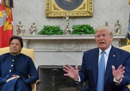 رئيس الوزراء الباكستاني بحث مع ترامب الأزمة في كشمير