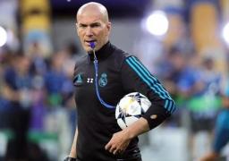 زيدان: خيمس رودريجيز جاهز للمشاركة مع ريال مدريد
