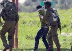 قوات الاحتلال الإسرائيلي تشن حملة اعتقال بالضفة وتطلق النار تجاه المزارعين والصيادين في غزة