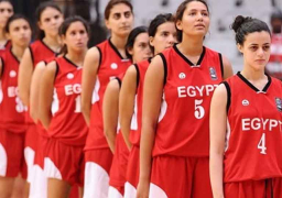 منتخب سيدات السلة يواجه موزمبيق اليوم في ربع نهائي بطولة افريقيا