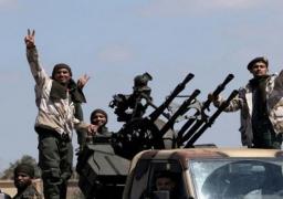 الجيش الليبي يأسر 12 عنصرا خلال هجوم كبير شنه على ميليشيات مسلحة قرب طرابلس