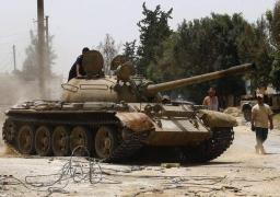 """الجيش الليبي: """"قوات تركية خاصة"""" تقاتل بصفوف ميليشيات طرابلس"""