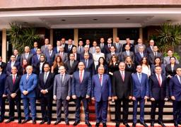 اختتام فعاليات البرنامج السادس لتعزيز القدرات القيادية للمتميزين بالدولة بمقر هيئة الرقابة الإدارية