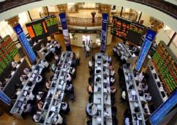 البورصة تتراجع فى بداية التعاملات وسط مبيعات العرب والأجانب