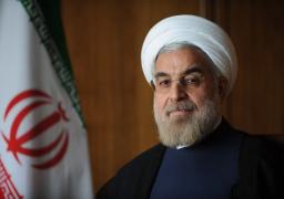 روحاني يؤكد ان ايران لن تعتذر عن احراق السفارة السعودية