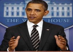 أوباما : اتفاق باريس لمواجهة تغير المناخ أفضل فرصة لانقاذ كوكب الأرض