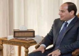 السيسي يبحث مع وزير التموين إقامة 3 مشروعات إستثمارية