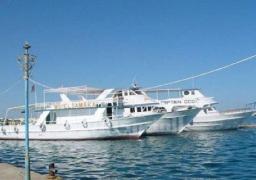 وصول 275 سائحا من مختلف الجنسيات إلى ميناء شرم الشيخ
