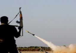 الرئاسة الفلسطينية تدين اطلاق صواريخ من قطاع غزة على اسرائيل