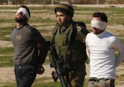 قوات الاحتلال الإسرائيلي تنفذ سلسة اعتقالات بالاراضي الفلسطينية