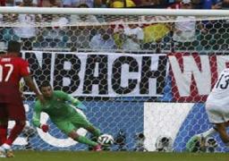 كأس العالم 2014 : مولر يقود المانيا للتقدم بثلاثية على البرتغال