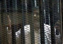 تأجيل محاكمة مرسى بقضية الاتحادية لجلسة الغد لسماع الشهود
