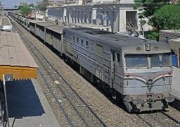 20 مليون جنيه زيادة في إيرادات السكك الحديدية خلال ديسمبر