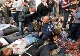 المرصد السوري: قتلى وجرحى في قصف لقوات النظام على دوما