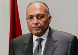 شكري يوجه السفارة المصرية في واشنطن بالاحتجاج علي تصريحات نائبة المتحدثة باسم الخارجية الأمريكية