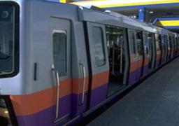 عودة حركة قطارات الخط الثاني بعد تعطلها بسبب عطل كهربي