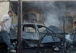 مقتل 5 مدنيين وإصابة 17 آخرين جراء سقوط 3 قذائف على شارع بيرون بمدينة بنغازي