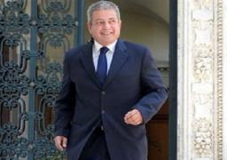 وزير الشباب والرياضة يغادر إلى البرازيل لحضور نهائي المونديال