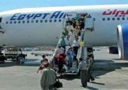 وزير الطيران: إجمالي ما تم نقلهم من مطار جربا حتى الآن 1796 مواطن مصري