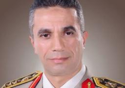 """المتحدث العسكرى يحذر من صفحات على"""" فيس بوك"""" تثير الأكاذيب حول الجيش"""