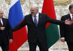 بوروشينكو يسعى لوقف اطلاق النار بعد محادثات صعبة مع بوتين