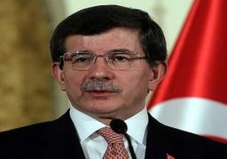 حزب العدالة والتنمية التركي يختار داود أوغلو رئيسا له خلفا لأردوغان