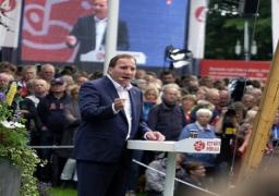 """زعيم المعارضة السويدية يسعى لتشكيل حكومة جديدة """"اليمين المتطرف"""""""