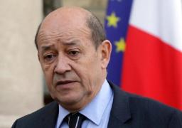 وزير الدفاع الفرنسي في موسكو لبحث التعاون ضد داعش