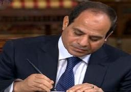 السيسى يصدر قرارا لزيادة المعاشات بنسبة 5% عن المقررة 2007