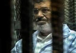 النيابة العامة فى مرافعتها: مرسى سرب تقارير تتعلق بالأمن القومى لحماس والحرس الثورى الإيرانى