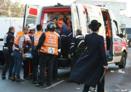 مقتل 5 إسرائيليين طعنا في القدس واستشهاد المنفذين
