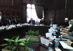 """أول اجتماع لأمناء """"الزكاة والصدقات"""" برئاسة الطيب وحضور مستشارة الرئيس لشئون الأمن القومي"""