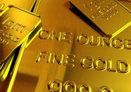 الذهب يواصل هبوطه ليقترب لادنى مستوى فى 4 أشهر