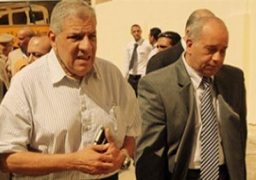 محلب يقوم بزيارة مفاجئة لنفق الشهيد أحمد حمدي وعيون موسى